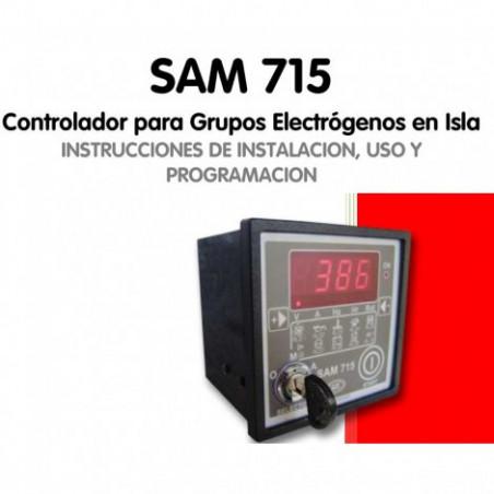 MANUAL SAM 715
